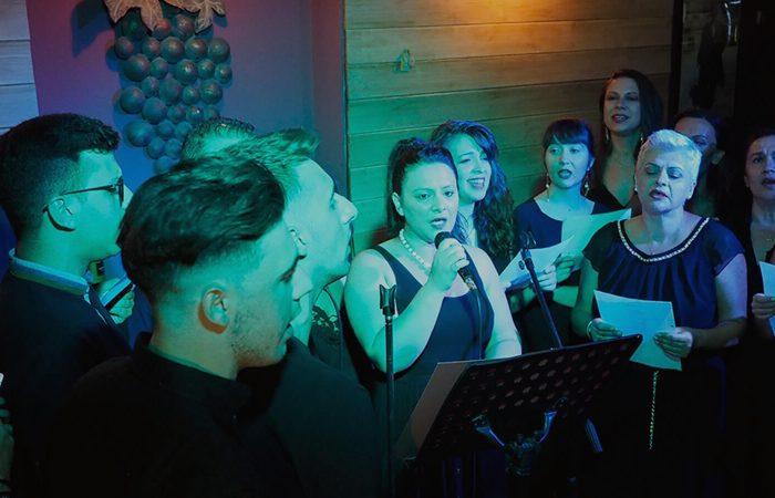 Η Cantabile Team τραγουδάει Οδός Ονείρων