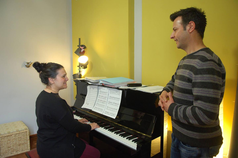 Εργαστήρι Φωνητικής Cantabile